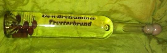 Gewürztraminer Tresterbrand 40% vol. - 0.5 l